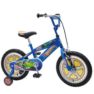 STAMP Bicicleta Hot Wheels 12''