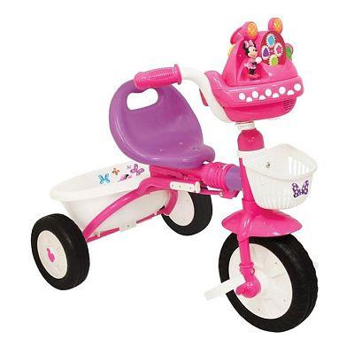 Kiddieland Tricicleta pliabila interactiva Minnie Mouse