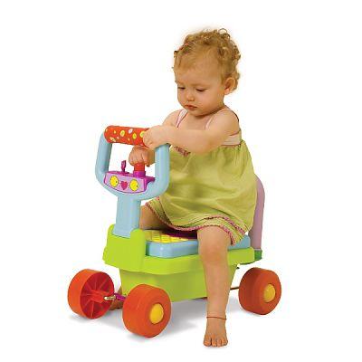 Taf Toys Jucarie multifunctionala - Prima mea masinuta 4 in 1