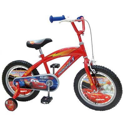 STAMP Bicicleta Cars 16'