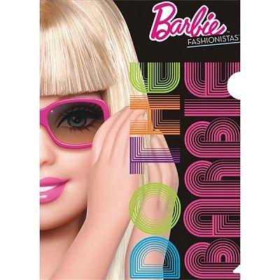 BTS Mapa din plastic Barbie Fashionistas