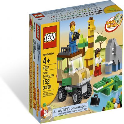 LEGO Set constructii Safari