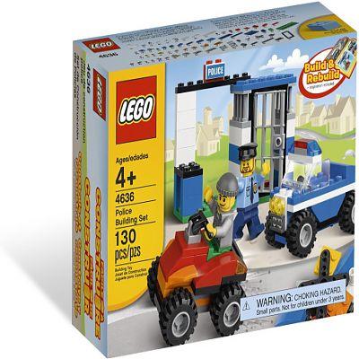 LEGO Set constructii Politie