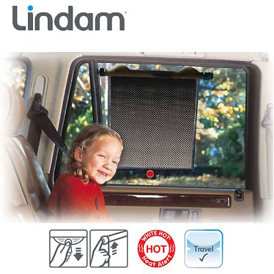 Lindam Parasolar retractabil x 2