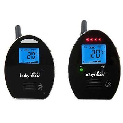 babymoovNEW Interfon bi-directional Digital Green