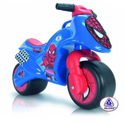 Injusa Motocicleta fara pedale Injusa Spiderman