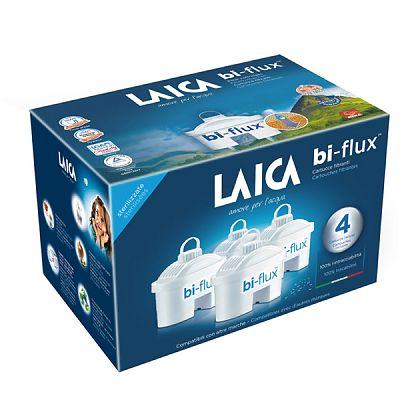 Laica Cartuse filtrante Bi-Flux 4 buc