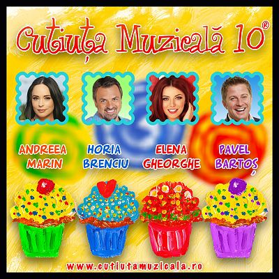 MediaPro Music Cutiuta Muzicala - Volumul 10