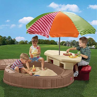 The Step2 Company Summertime Playcenter New