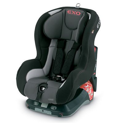 JANE Scaun auto copii cu sistem ISOFIX - Exo