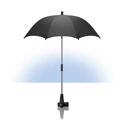 reer Umbreluta de soare cu protectie impotriva radiatiilor UV - Neagra