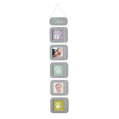 Baby Art Diagrama de crestere  (HEIGHT PRINT CHART)
