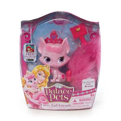 Disney Princess Palace Pets Pisicuta Beauty