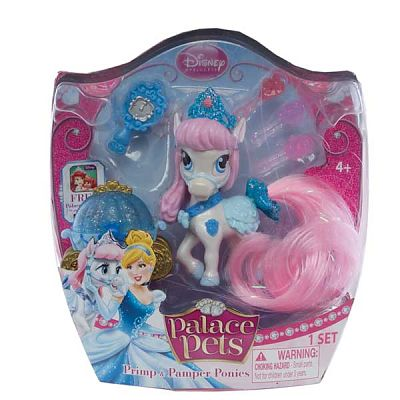 Disney Princess Palace Pets Poneiul Bibbidy