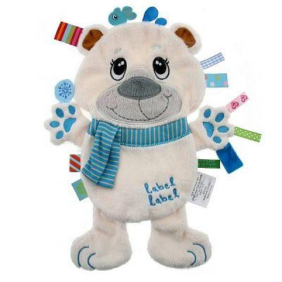 LABEL LABEL Minipaturica de somn si joaca Urs Polar