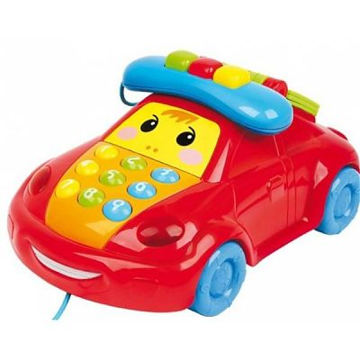 Baby Mix Telefon educativ Funny Car