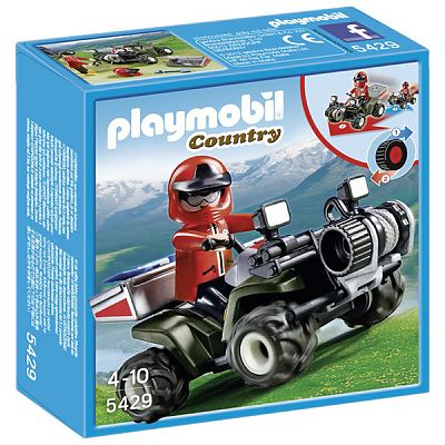 Playmobil Alpine Vehicul Montan