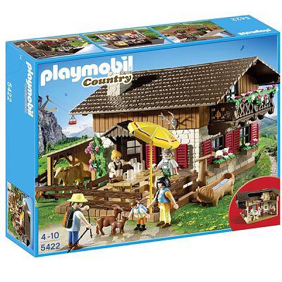 Playmobil Set constructii Cabana din Munti