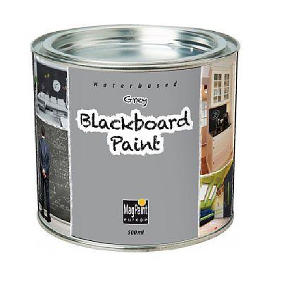 MagPaint Vopsea Blackboard GRI 0.5L