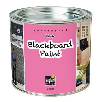 MagPaint Vopsea Blackboard ROZ 0.5L