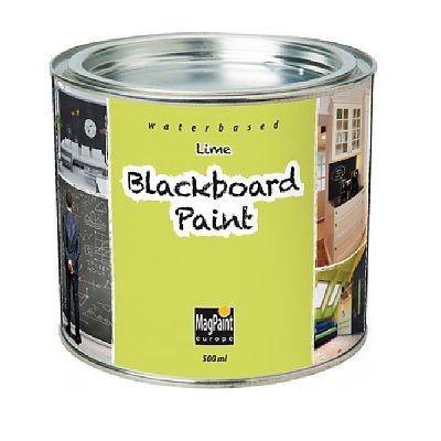 MagPaint Vopsea Blackboard LIME 0.5L