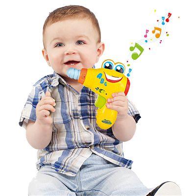 CLEMENTONI Baby Bormasina Interactiva