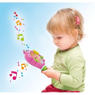 CLEMENTONI Baby Jucarie Oglinda Interactiva