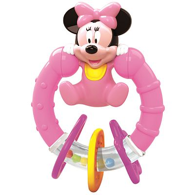 CLEMENTONI Baby Zornaitoare Minnie Mouse