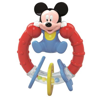 CLEMENTONI Baby Zornaitoare Mickey Mouse