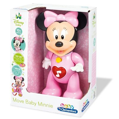 CLEMENTONI Baby Jucarie Interactiva Minnie Mouse