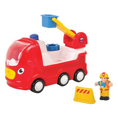 wow Jucarie - Masina pompieri ERNIE FIRE ENGINE
