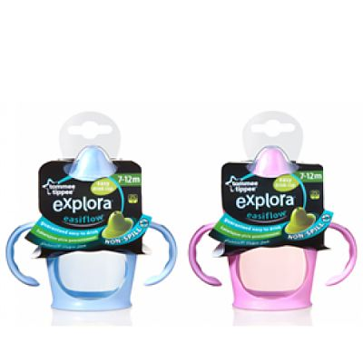 Tommee Tippee Explora Cana Easy Drink 260 ml, 9M+
