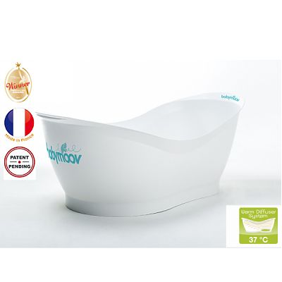 babymoovNEW Cadita progresiva Aquanest Warm Diffuser System White