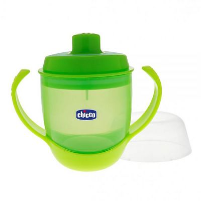 Chicco Canuta Green 200ml 12luni+