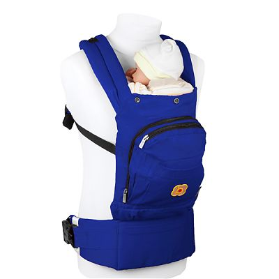 BabyGo Marsupiu anatomic Cangoo Active Air Navy