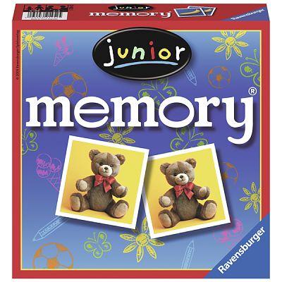 Ravensburger Jocul Memoriei - JUNIOR