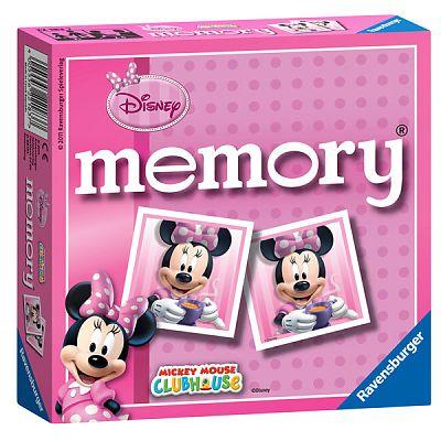 Ravensburger Jocul Memoriei - Disney Minni Mouse