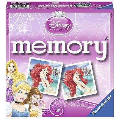 Ravensburger Jocul Memoriei - Printesele Disney