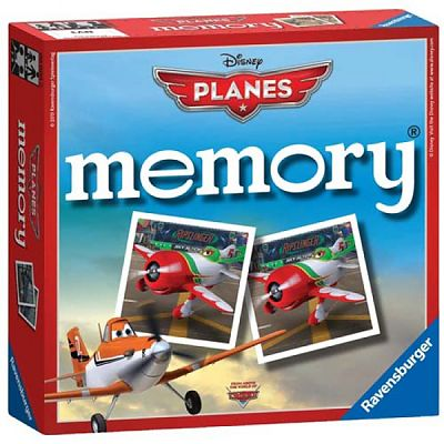 Ravensburger Jocul Memoriei - Disney Planes