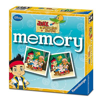 Ravensburger Jocul Memoriei - Piratul Jake