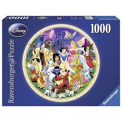 Ravensburger Puzzle Minunata Lume Disney, 1000 piese