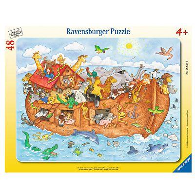 Ravensburger Puzzle Arca Lui NOE, 48 piese