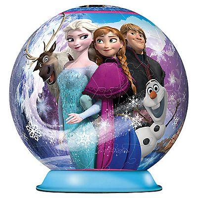 Ravensburger Puzzle 3D Frozen, 72 Piese