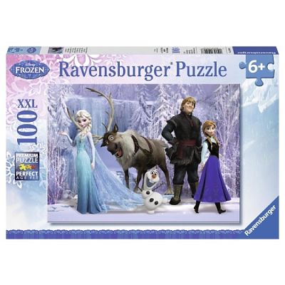 Ravensburger Puzzle Frozen 100 piese