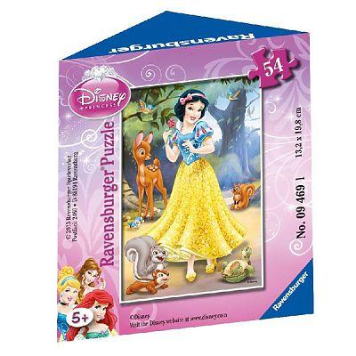 Ravensburger MiniPuzzle Printesele Disney, 54 piese