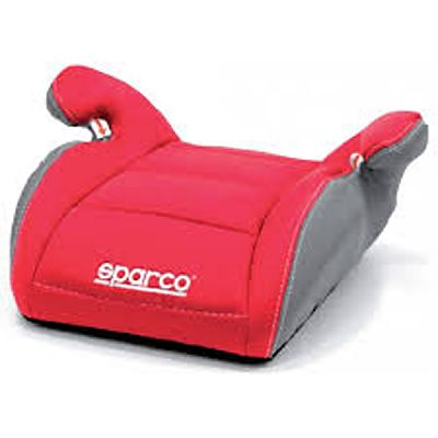 Sparco Inaltator auto Booster F100K Red