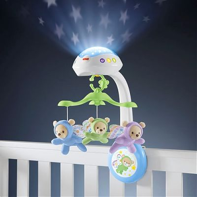 Fisher-Price Carusel Fisher-Price Noaptea Instelata