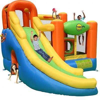 Happy Hop Complex de joaca gonflabil 10 in 1