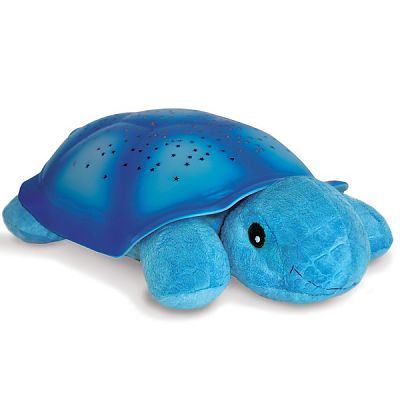 Cloud b Lampa de Veghe Twilight Turtle Blue