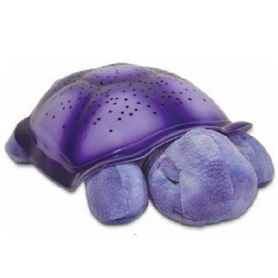 Cloud b Lampa de Veghe Twilight Turtle Purple